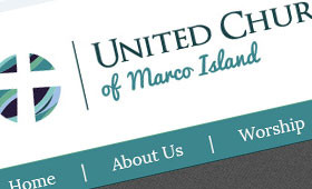 United Church Marco Island Redesign